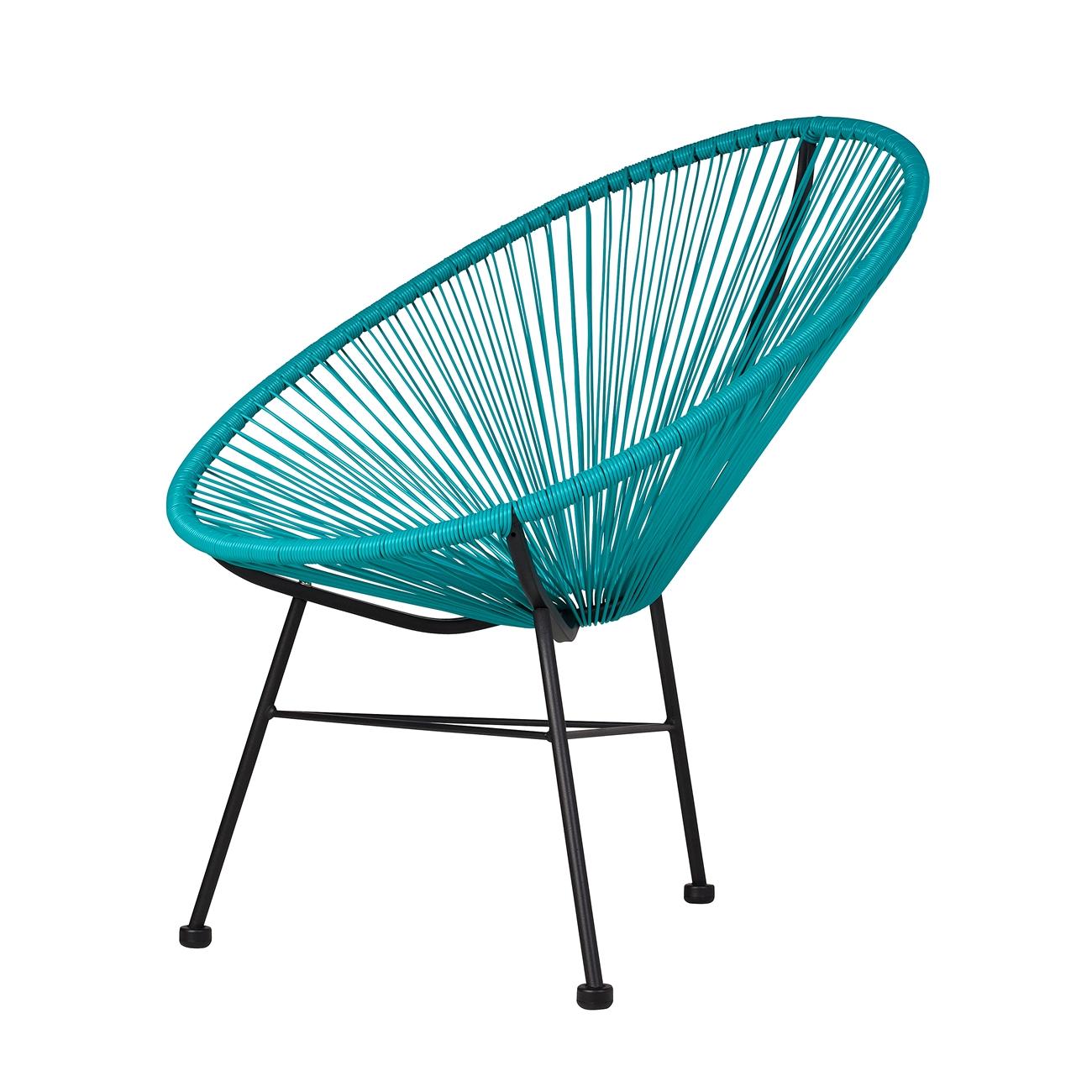 Outdoor lounge chair ... Outdoor lounge chair - blue · larger photo Email to a friend TBNHLMI