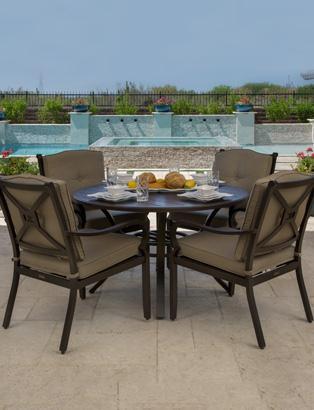 Outdoor garden furniture affordable luxury furniture AJKNKHE