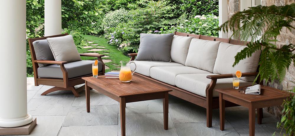 Outdoor garden furniture    Garden furniture    American backyard ICKQVOV