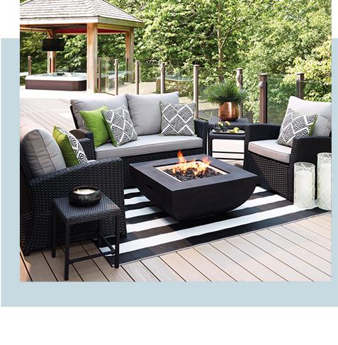 Outdoor Patio Furniture Great Patio Furniture Lowes Canada in regards to Discount Outdoor Patio Furniture Designs SFNKATZ