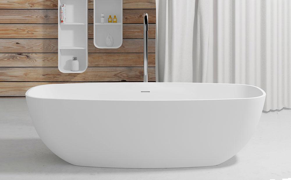 paco jaanson - istone - is-wd6581 - 1800mm freestanding bathtub YBIKEDV