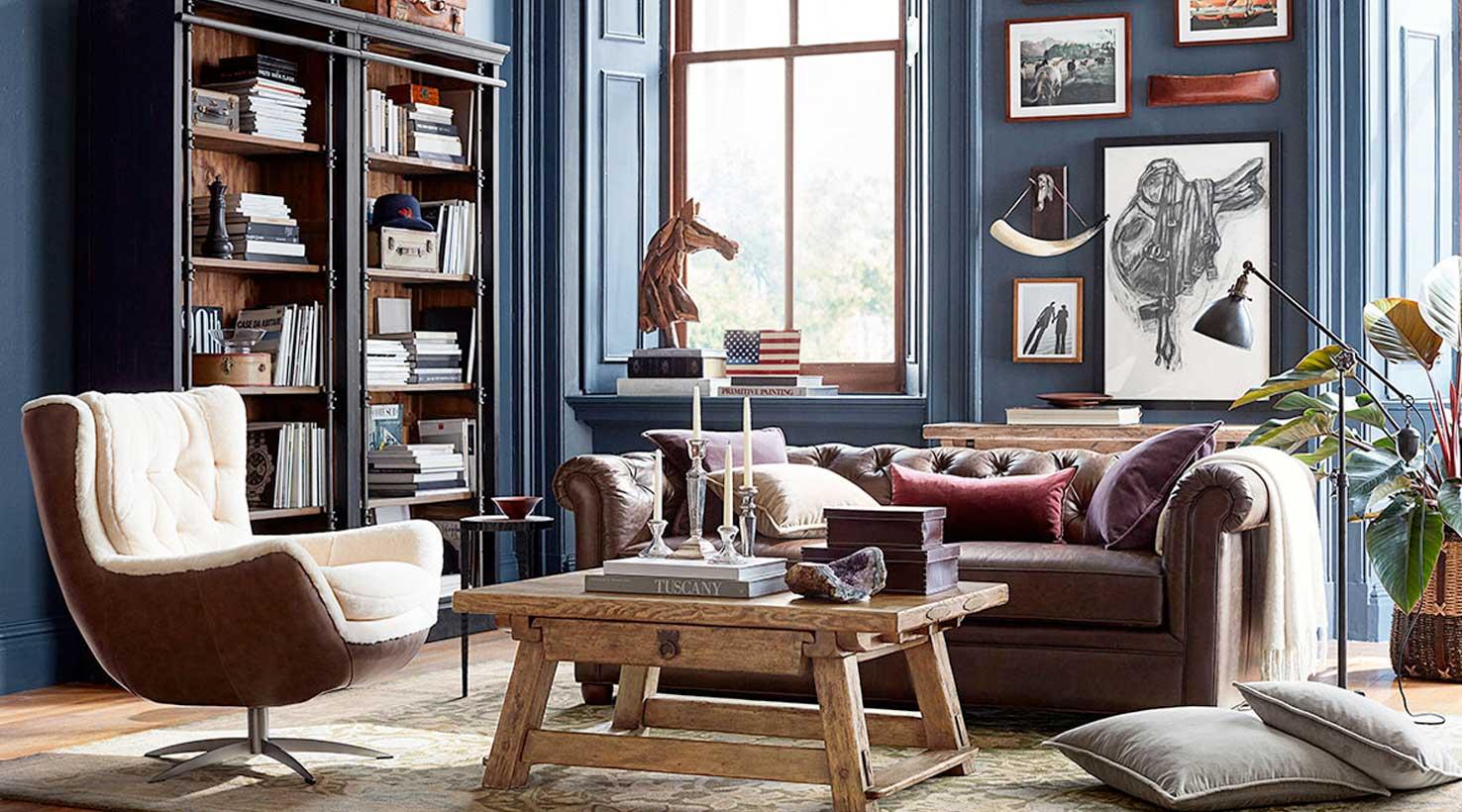 Painting ideas for living room ... living room - blues ... UQNCSJG