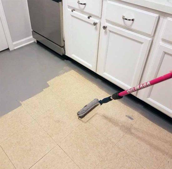 lacquered linoleum flooring BXTQAUE