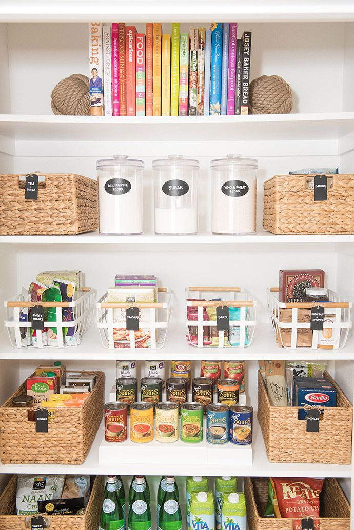 Pantry organizations can our pantry look like this, please?  FFJPTGC