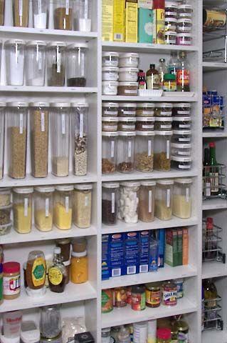 Larder Organization {home} - Kitchen Larder Organization Ideas LXQRPLZ