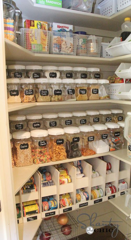 Pantry organizations from all areas of my home, the pantry is DSOAPMJ