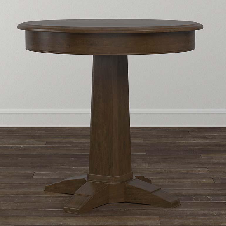 Pedestal table 36 MJYJKBX