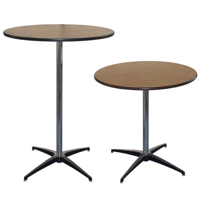Pedestal tables 36 RYGYBLD