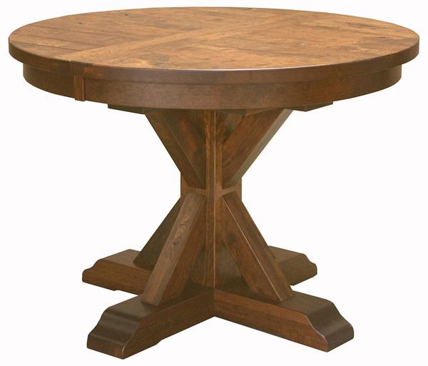 Pedestal tables Alberta single pedestal table FXGZJUD