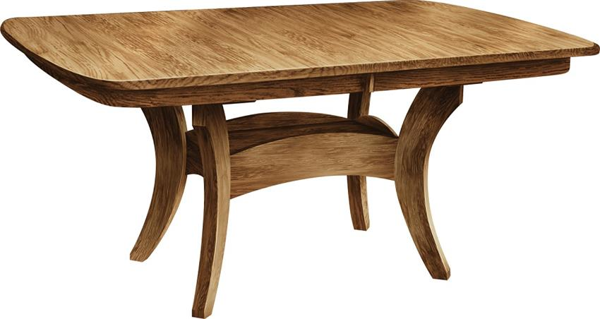 Pedestal tables Amish Galveston Pedestal table MJNYLFJ