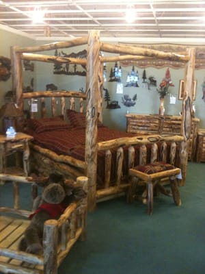 Photo for rustic wooden furniture ILAADET