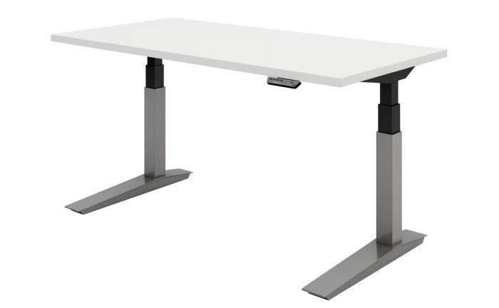 flat height-adjustable desk UVFWHPI