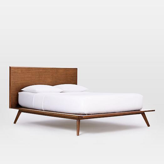 Platform bed scroll to next item OVBONXR