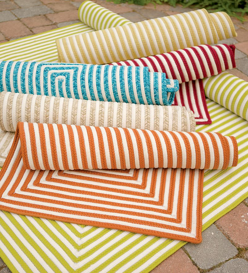 Polypropylene rugs Braided polypropylene rugs FNUTQGB