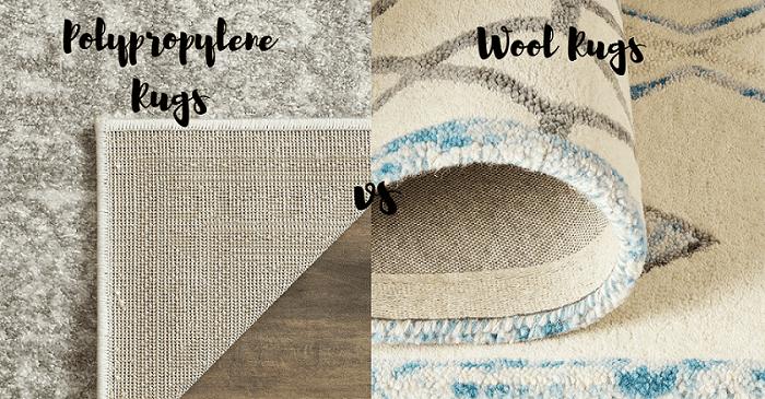 Polypropylene carpets vs wool ZPEXIWT