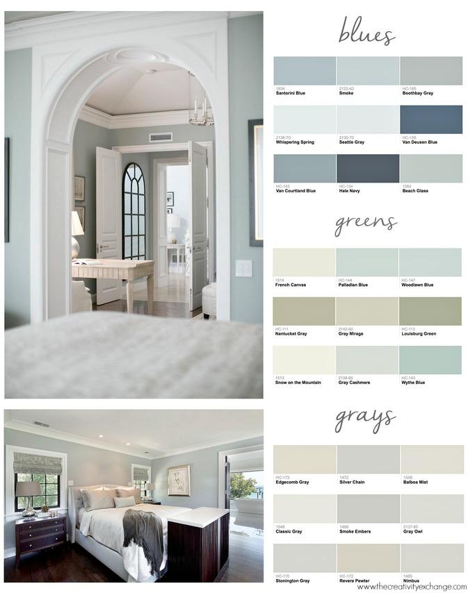 popular bedroom colors TVCRXXS