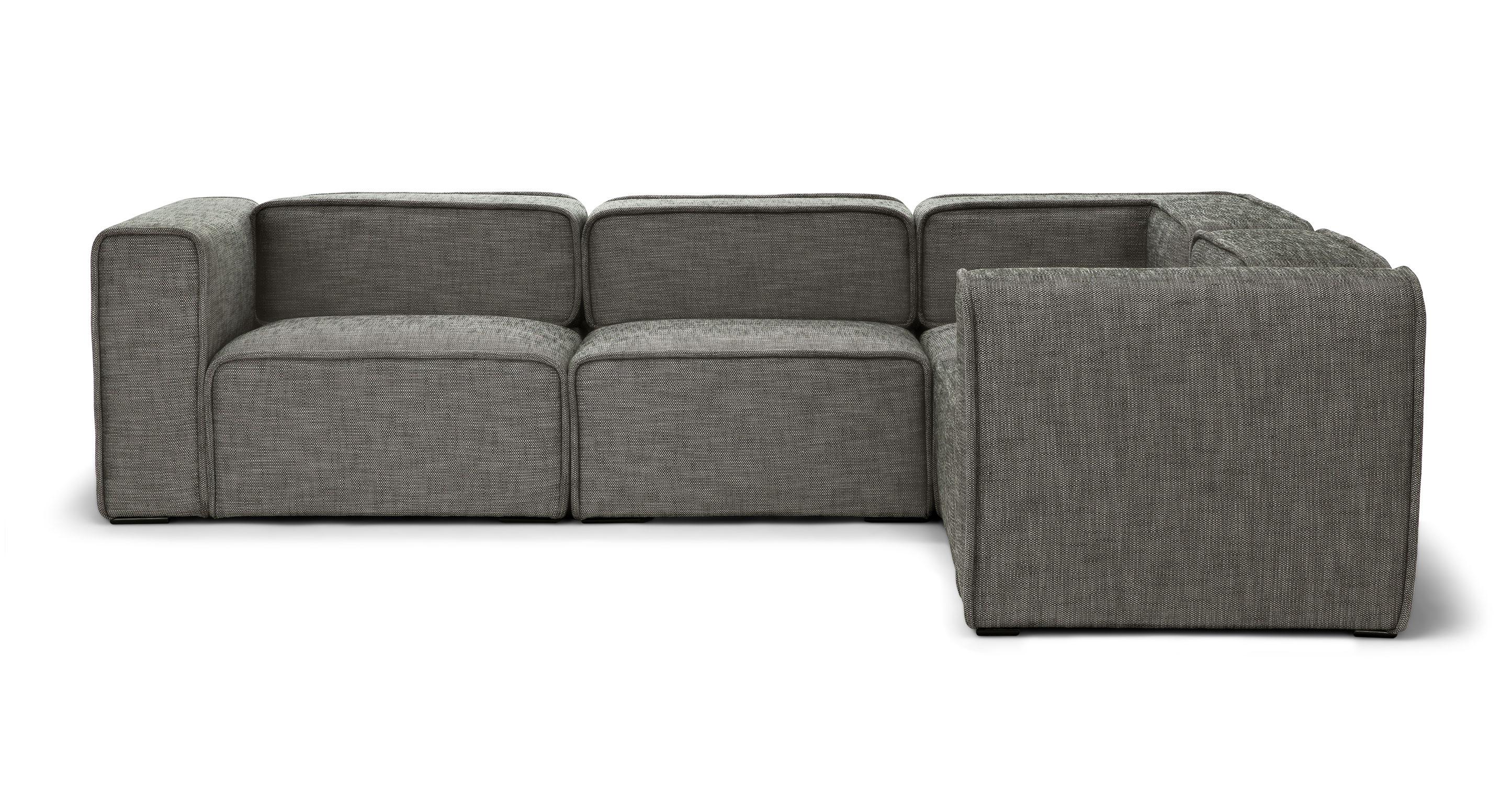 quadra modular sofa according to article UUFZVEZ