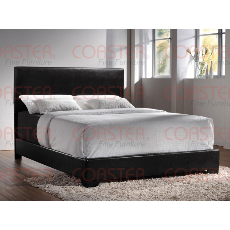 Queen-size bed frame black Queen-size bed frame GGMZZNG
