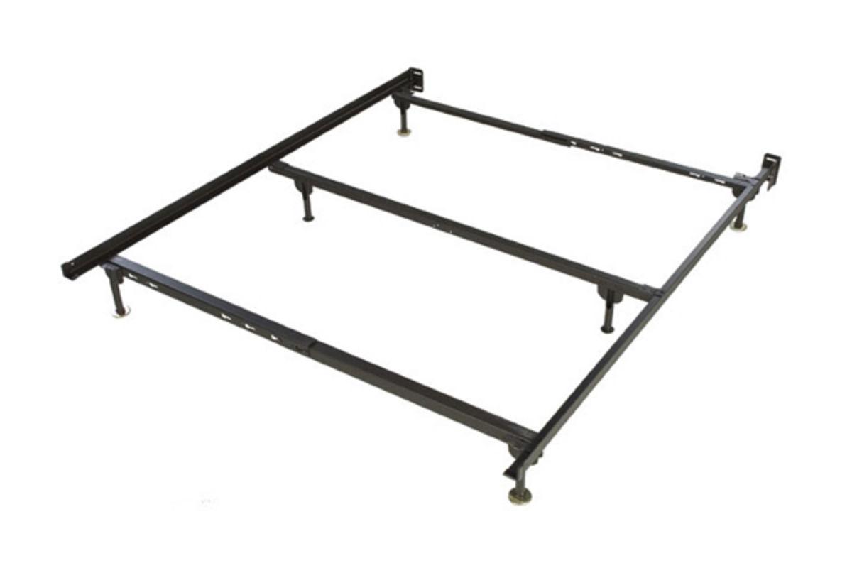Queen size bed frame Queen size bed frame made of metal QSHARTN