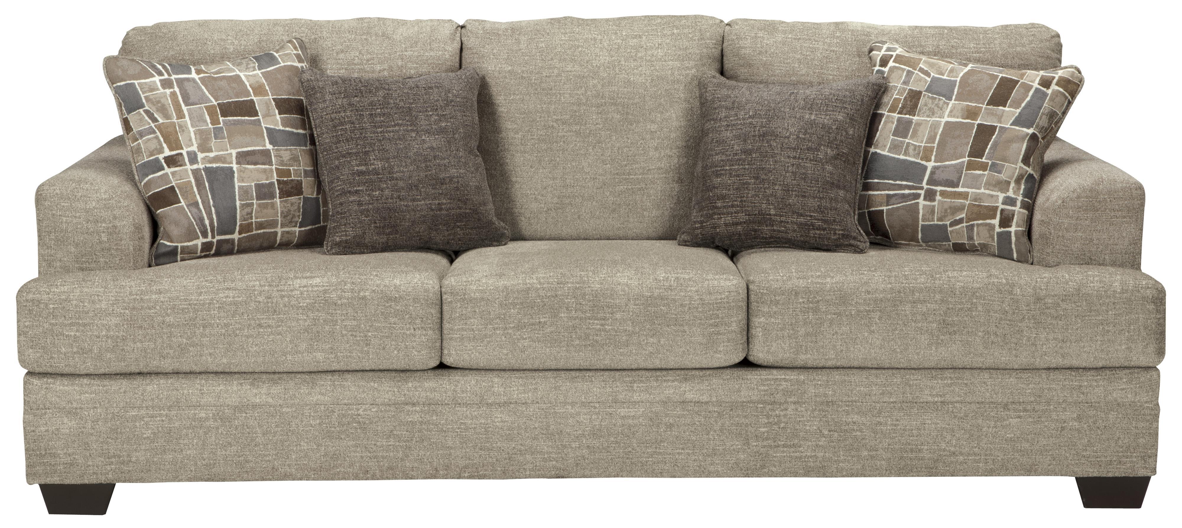 Queen Sofa Bed Benchcraft Barrish Queen Sofa Bed - Item number: 4850139 SMGPKHM
