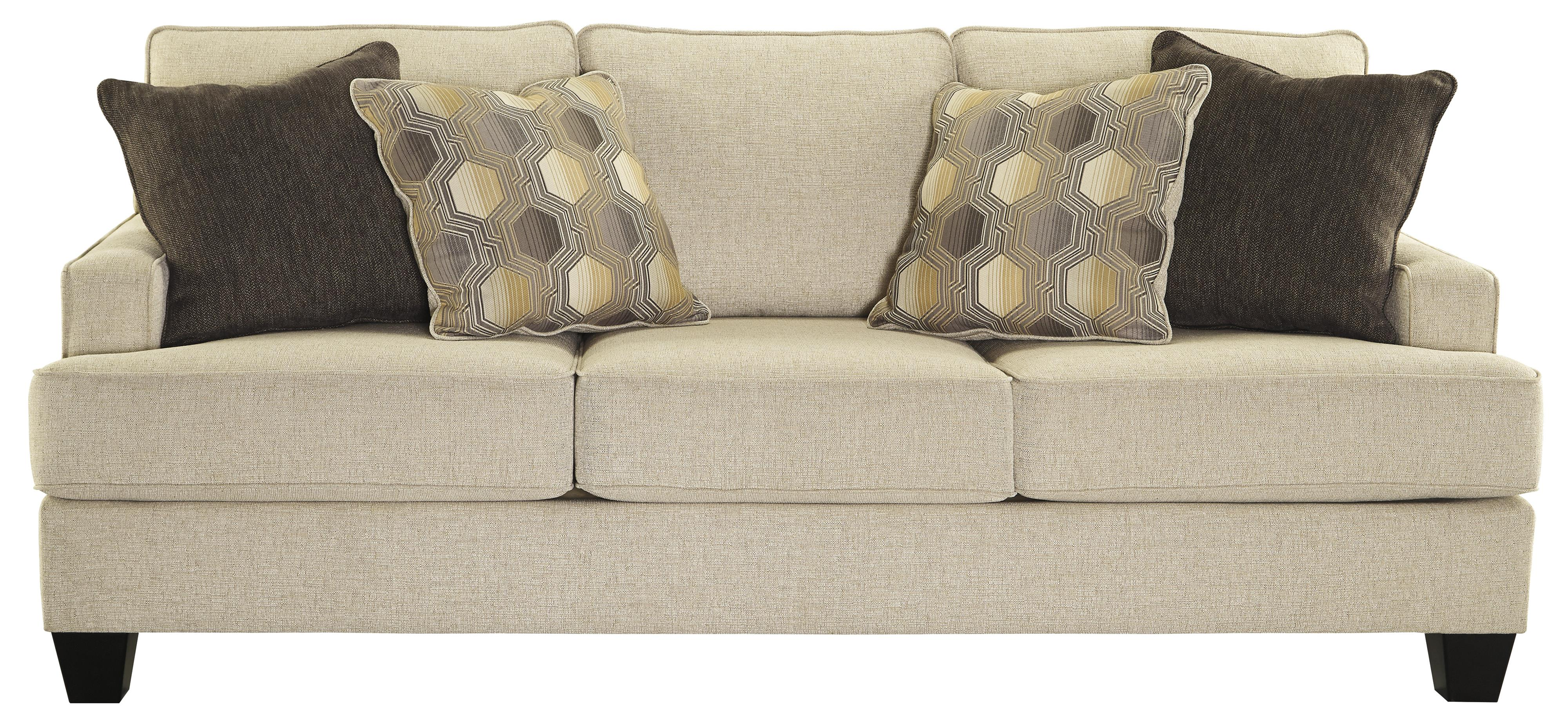 Queen sofa bed Benchcraft Brielyn Queen sofa bed - item number: 6140239 TQYGCBW
