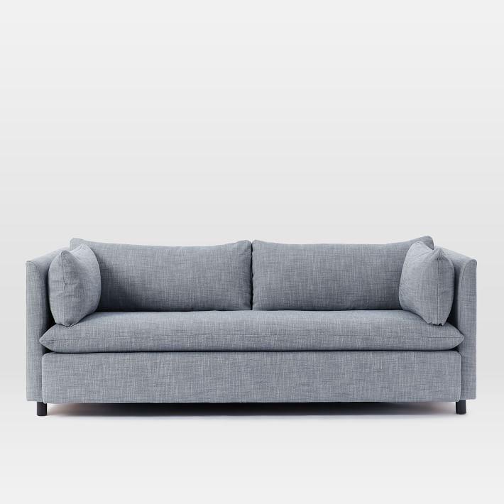 Queen sofa bed (Photo credit: Westelm) NVAFRJU