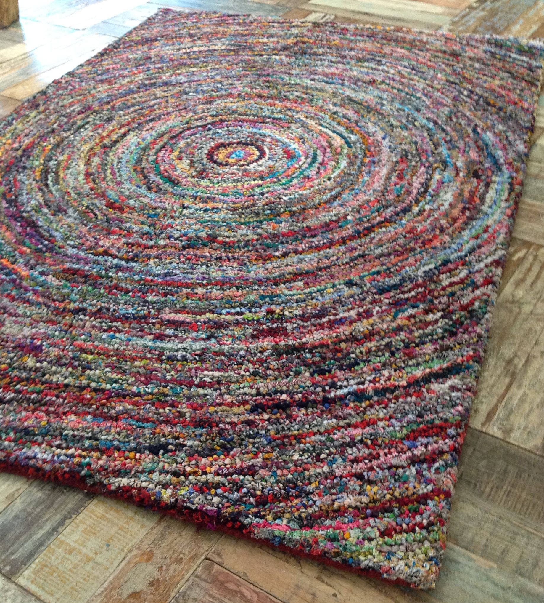 Rag rugs - Google Search RKLGGSX