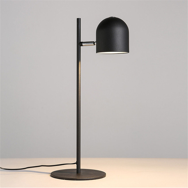 reading lamps nordic high quality touch switch led table lamps modern short night reading HSXXUUD