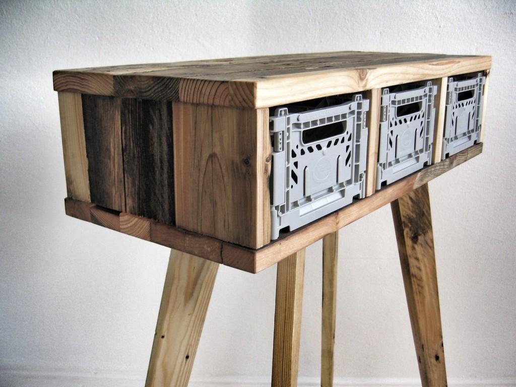 Reclaimed wood furniture Reclaimed wood furniture by Sascha Akkermann DNZPAOM