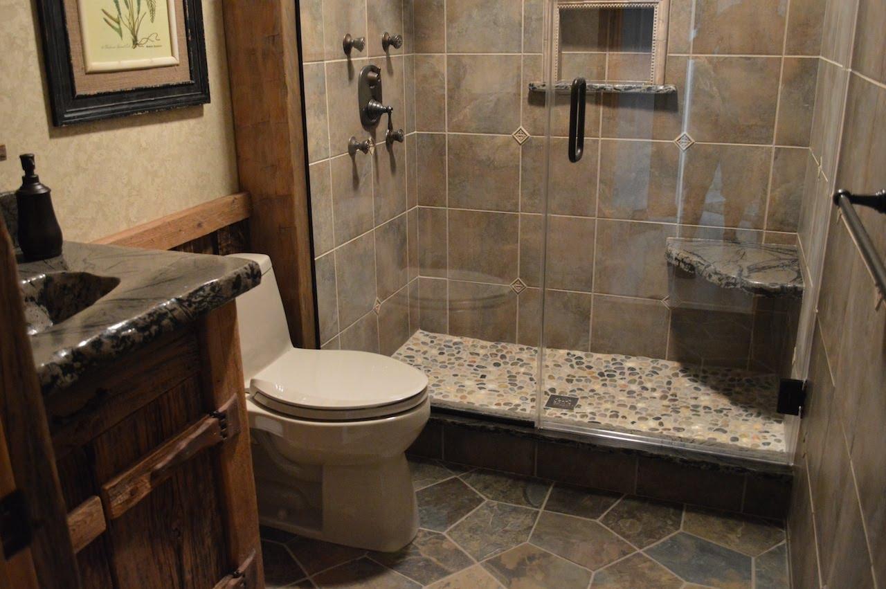 Remodel bathroom Bathroom remodeling with barn wood GPMZSRV