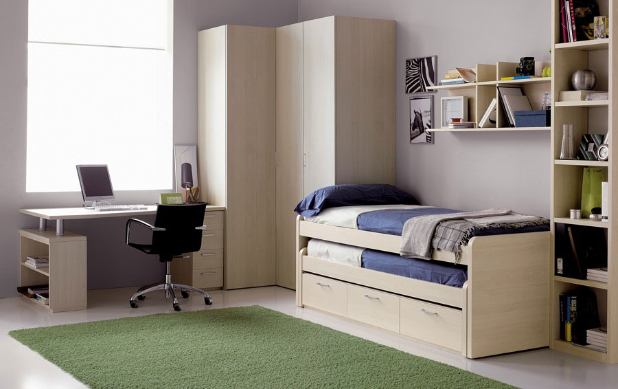 renovate your modern home design with amazing ideal youth room furniture FCBMCGQ
