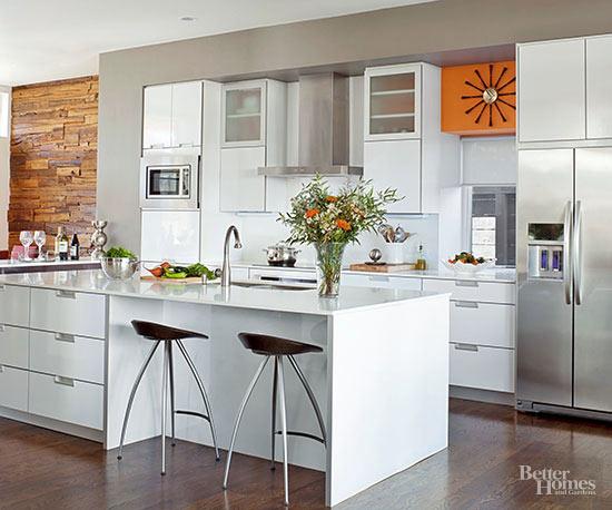 Retro kitchen ideas    Better houses & guard