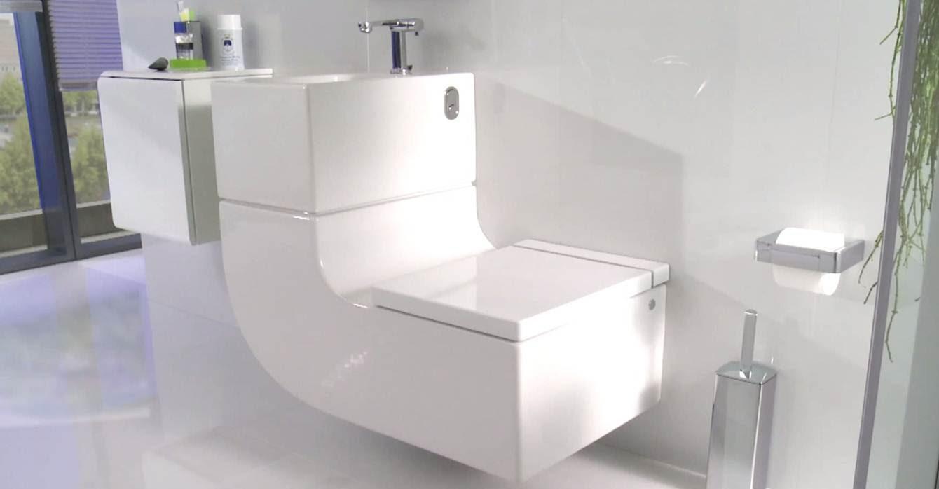 roca bathroom w + w |  roca (English version) - youtube OBSRSYL
