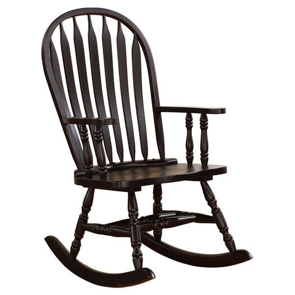 Rocking chair rocking chairs youu0027ll love WEJTGZQ