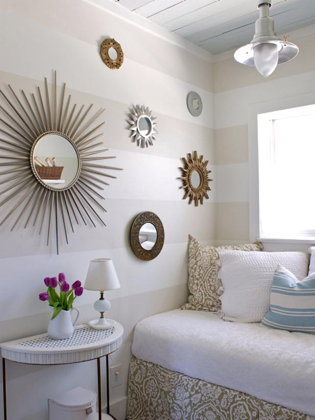 Room decoration 9 small but beautiful bedrooms |  hgtv HYXPIGH