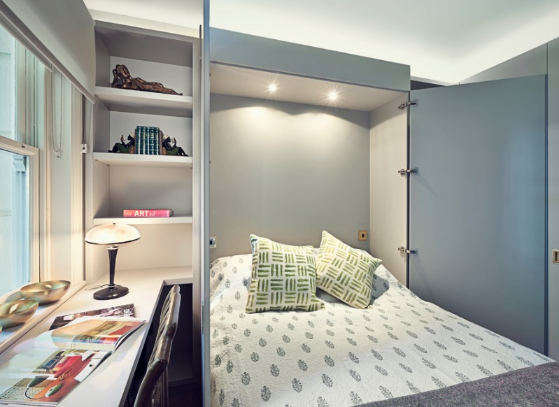 Interior design ideas 10 small bedroom ideas with great style - freshome.com WAMPHAF