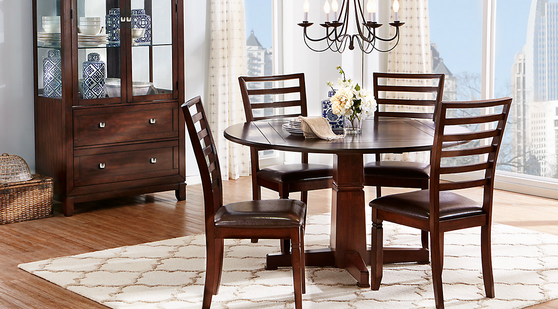 round dining tables shop now VNWWLOC