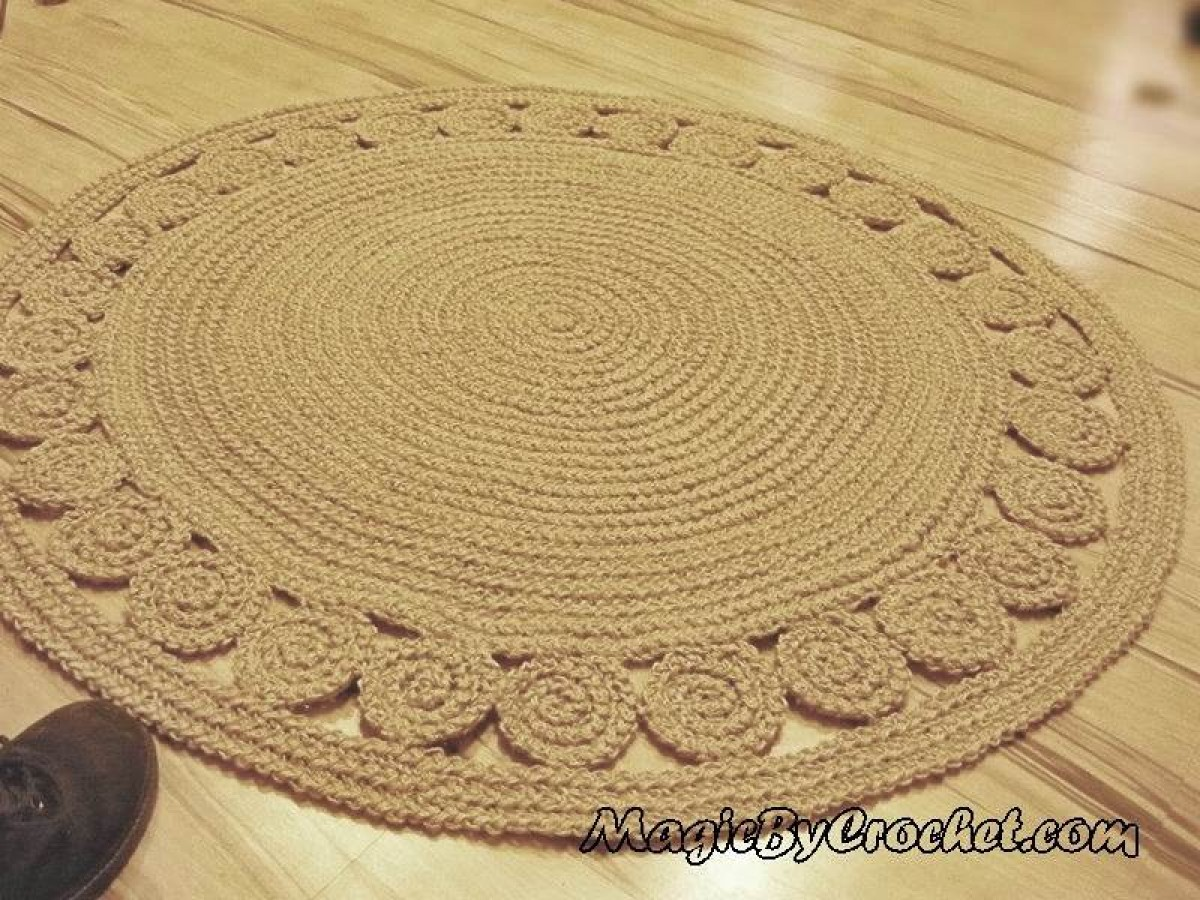 round jute rug, nautical decor, natural rug, jute rug, accent rug, round rug, 40 inches AWSRBQX