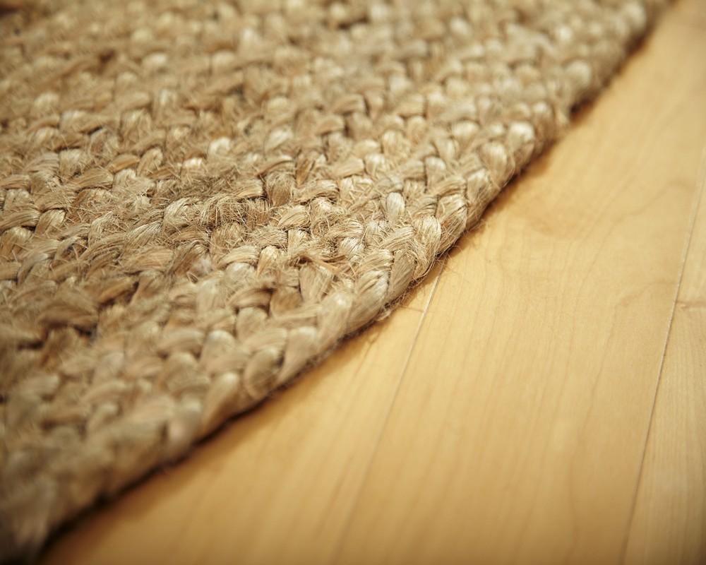 round jute carpet ... light brown jute carpet ... OSGJPWB