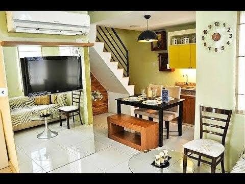 Terraced house interior design Philippines ODDZVOP