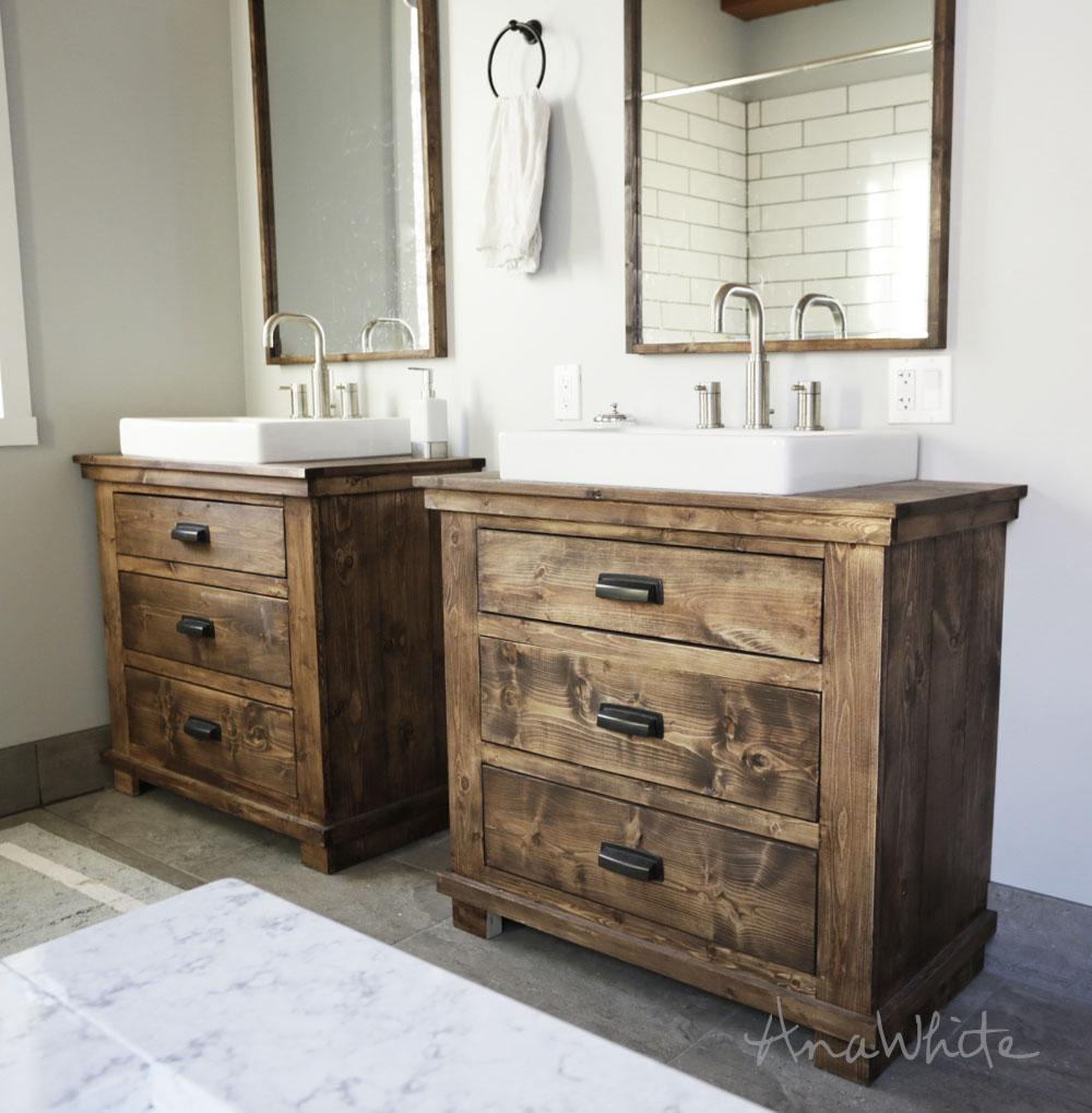 rustic bathroom washbasins GCXLZKT