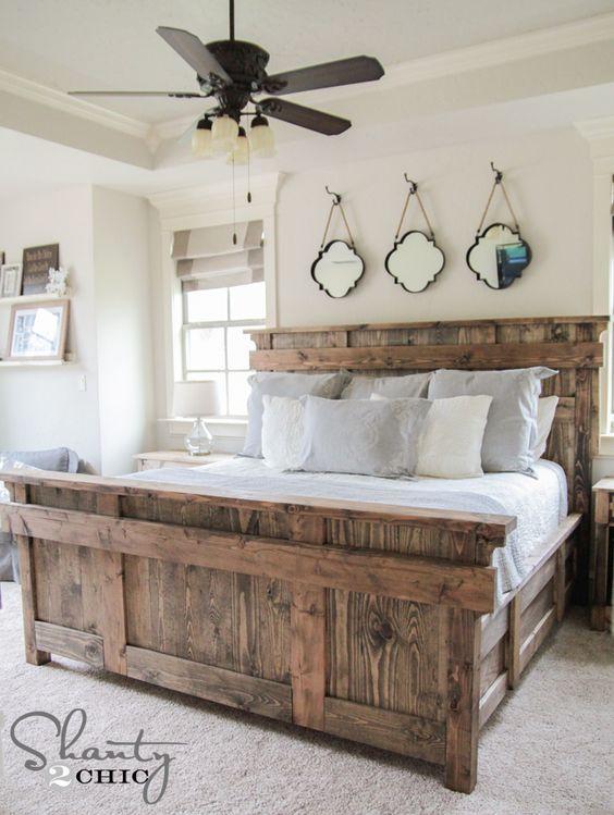 Rustic Bedroom Furniture 17 Fascinating Rustic Bedroom Designs You Shouldn't Miss BXQQGAY
