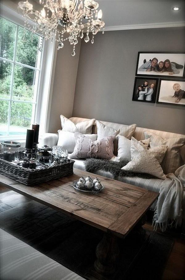 rustic brown living room brown living room with rustic coffee tables UUSOJDK