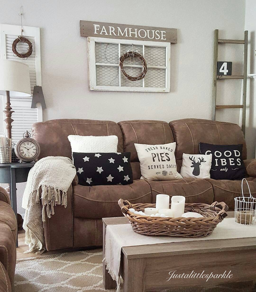 rustic brown living room see farmhouse living room enriching ideas and furniture formats.  you will find the outline DWXYIOS
