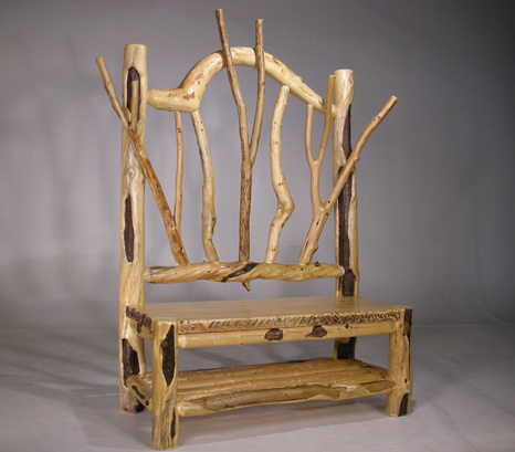 rustic log furniture when looking for outdoor or indoor furniture for your home, a natural WYZPLTM
