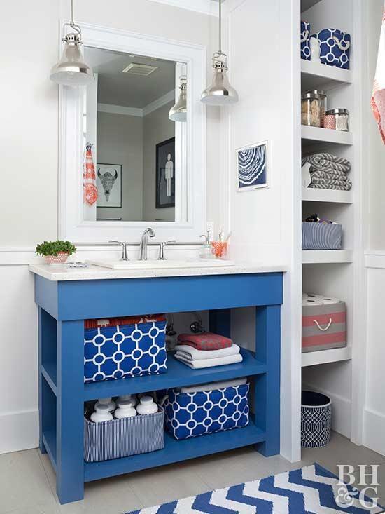 Savvy Bathroom Vanity Ideas