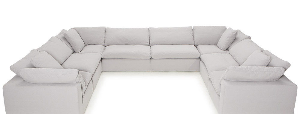Seatcraft heavenly modular sofa IUHTLRZ