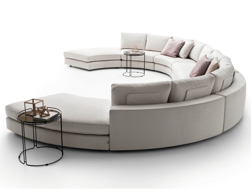 sectional curved sofa loman |  curved sofa by ditre italia KUQUILG