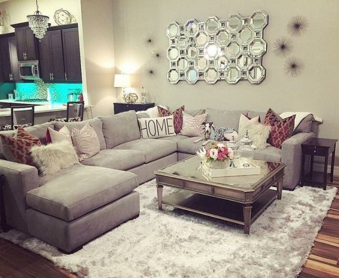 Top apartment living room ideas with cut |  Home, apartment.
