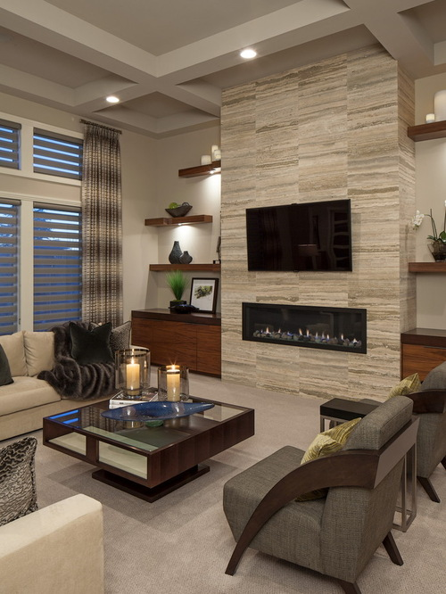 Living room design Living room design - 1 TRIRKKA